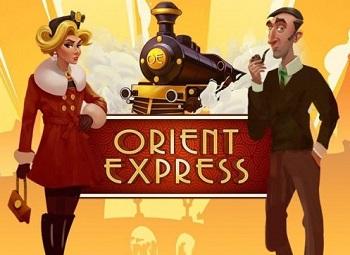 Machine à sous gratuite Orient Express