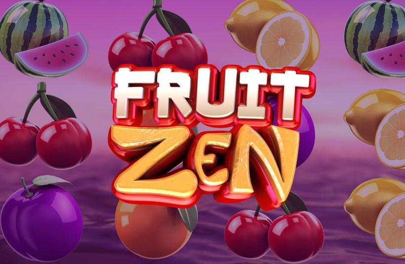 Slot Fruit Zen – Une machine à sous qui vous permettra de rester zen