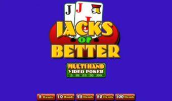 Jacks or Better – Aimez-vous le poker en ligne ?