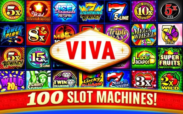 Viva Slots – Une application mobile sur les jeux de casino